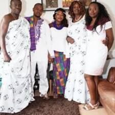 Mwenya - Uživatelský profil