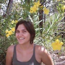 Profil utilisateur de Júlia