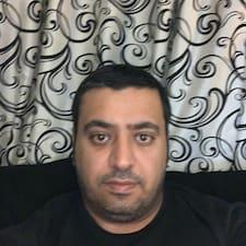 Perfil do usuário de Mohammed