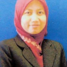 Profil Pengguna Liza Hidaya