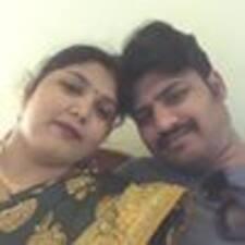 Nutzerprofil von Nandula