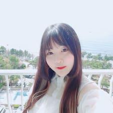 Gebruikersprofiel JeongA