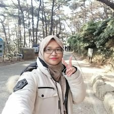 Liyana Hazwani User Profile