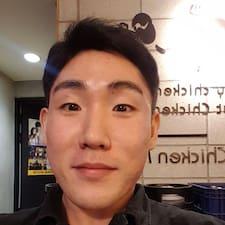 Henkilön Hyungyu käyttäjäprofiili