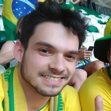 Profil utilisateur de Paulo Gustavo