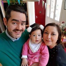 Tamara & Felipe User Profile