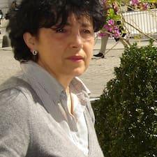 Profil utilisateur de Maryse