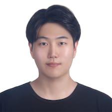Användarprofil för Donghun