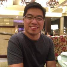 Eugene felhasználói profilja