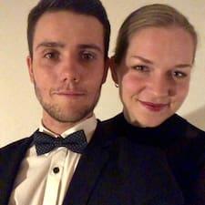 Профиль пользователя Damien & Mathilde