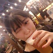 Henkilön Chihiro käyttäjäprofiili