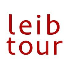 Maria LeibTour felhasználói profilja