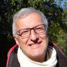 Gebruikersprofiel Jean-Paul