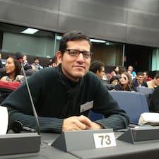 José Ricardo Brukerprofil