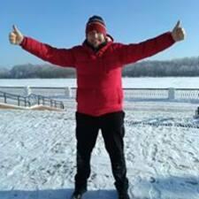 Gebruikersprofiel Dmitriy