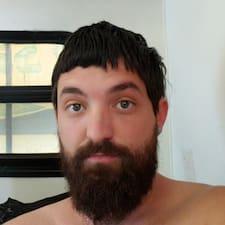 Geisty felhasználói profilja