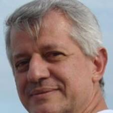 Henkilön Marcos Antonio käyttäjäprofiili