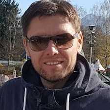 Profil utilisateur de Boštjan