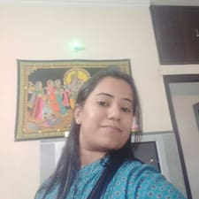 Profil utilisateur de Anjali