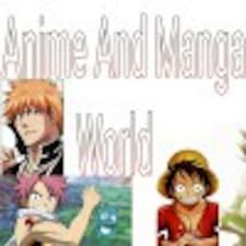 Profil utilisateur de Anime And Manga