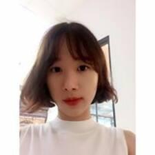 Perfil do utilizador de Yoonji