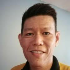 Vince - Uživatelský profil