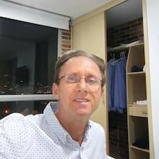Mitchell felhasználói profilja