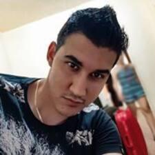 Caio felhasználói profilja