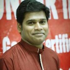 Profil utilisateur de Paul Pown Raj