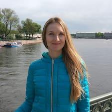Валерия - Uživatelský profil