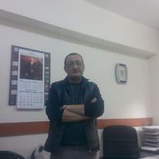 Профиль пользователя Ahmet