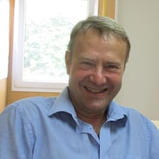 Arne felhasználói profilja