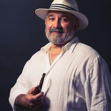 Henkilön Jorge Luis käyttäjäprofiili