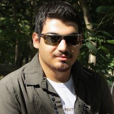 Gebruikersprofiel Navid