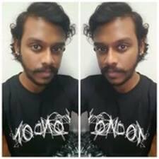 Krishna User Profile