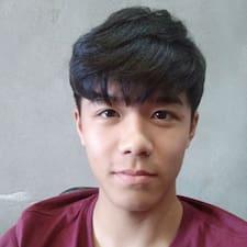 Jeehyeong User Profile