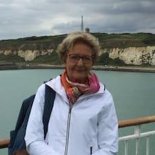 Henkilön Anne-Francoise Et     Souleymane käyttäjäprofiili