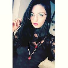 Profil utilisateur de Laura Natalila