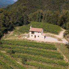 Azienda Agricola Moncader ialah superhost