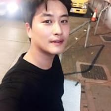 Nutzerprofil von Sang Cheol