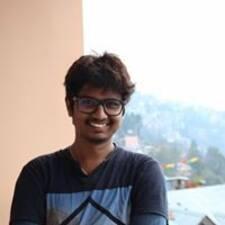 Akshay felhasználói profilja