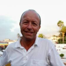 Jerzy felhasználói profilja