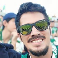 Toño User Profile