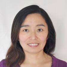 Yonghui felhasználói profilja