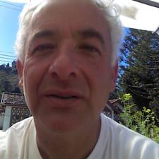 Profil utilisateur de Getulio