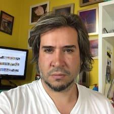 Profil utilisateur de Glaucio