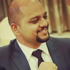 Pranav felhasználói profilja