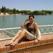 Sandra Milena felhasználói profilja