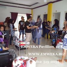 Emweka - Uživatelský profil