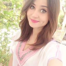 Profil utilisateur de Hadia